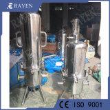 Edelstahl-industrielles Gas-Filtereinsatz-Dampfluftfiltergehäuse