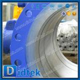 Шариковый клапан шестерни глиста давления пожара Didtek безопасный высокий