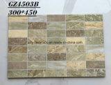 Nuove mattonelle di pietra delle mattonelle di ceramica del materiale da costruzione di disegno