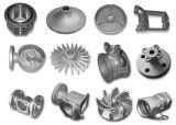 Semi contínuo morrer o suporte das peças de automóvel da liga de alumínio de carcaça