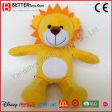 Crianças/leão macio animal enchido brinquedo do bebê luxuoso dos miúdos