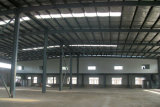 Edificio prefabricado /Workshop /Warehouse (SSW-HK144) de acero de la estructura
