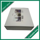 Flat Pack papel plegable Caja de regalo con imanes Wholesale