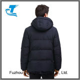Men's Goose vers le bas Puffer Hooded Jacket