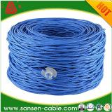 Il rame nudo del cavo della rete di lan del gatto 5e UTP di LSZH ha basato