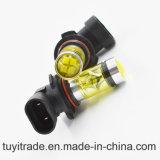 lampadine gialle di azionamento della nebbia 2X 9006 per Hb4 100W Samsung 2323 LED 4300K