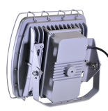 Luz Listada do Dossel do Diodo Emissor de Luz do UL Dlc para o Posto de Gasolina com Atex/UL/TUV/CE/RoHS