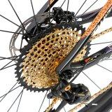 空気フォークが付いている高品質27.5er 12speedカーボンMountianのバイク