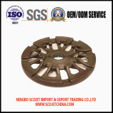 Customized Investment Casting Spare Shares