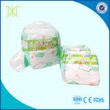 中国の使い捨て可能で明るい赤ん坊のおむつのおむつ