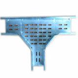 Escada galvanizada mergulhada quente do cabo com certificado