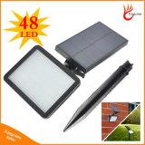太陽エネルギーの庭ライト屋外の太陽芝生ライト