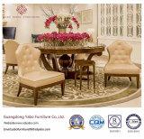 Отель деревянная мебель для гостиной стороны стола (YB-T-2115)