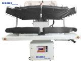 Máquina para engomar roupa lado posterior do corpo