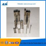 El plástico de la alta calidad moldea piezas plásticas moldeadas inyección