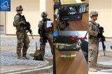 Mochila militar montado en el vehículo - Radio - Radio de dos vías tipo mochila