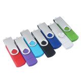 USB instantâneo feito sob encomenda de venda quente da movimentação 16GB OTG do giro para o telefone
