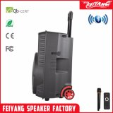 Nuevo portátil recargable exterior de gran potencia Carrito altavoz Bluetooth F12-07