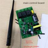 Lareira elétrica Controle Remoto Mestre da placa de circuito com Handset PCBA (FR-002)