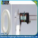 Лента белой изоляции клейкой ленты силикона стеклянной ткани волокна теплостойкfNs