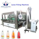 병 과일 주스 충전물 기계