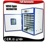 Держать термостат инкубатора яичка 1056 цифров яичек коммерчески промышленный малый