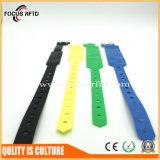지능적인 전화를 위한 고성능 PVC 처분할 수 있는 RFID 소맷동