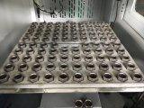 Máquina automática del CNC en base inclinada con el cargador del pórtico en bandeja