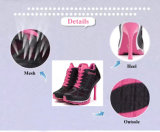 2017 Good Design elegante Senhora Sports Sapatos de salto alto é inicializado