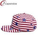 5 Группа Snapback Red Hat/колпачок с сублимацией Статую Свободы печати