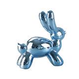 Diseño de cerámica pequeño balón de forma de Conejo de Pascua Decoración