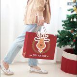 Commerce de gros sac de cadeaux de Noël Shopping sucre sac d'emballage