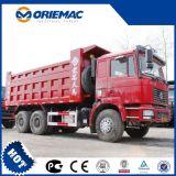 EacのカザフスタンShacman 6*4のダンプトラックのための大型トラック
