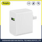 Arbeitsweg 5V 0.4A USB-Adapter-kundenspezifische bewegliche Aufladeeinheit