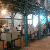 新製品のザンビアの自動トウモロコシの製粉機の熱販売
