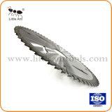 """6 """" 60t Tctは切断木及びアルミニウムダイヤモンドのハードウェアのツールについては鋸歯の円の炭化物を"""