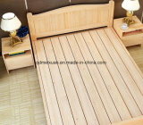 Festes hölzernes Bett-moderne doppelte Betten (M-X2310)