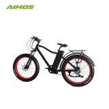 AMSTde03標準的なフレームの脂肪質のタイヤのAimosの技術からの電気マウンテンバイク