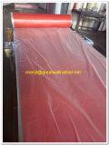 工場直売の赤いゴム製シートまたは赤い床のマットまたは赤いゴム製マットのマット