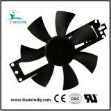 110mm 5V -24V DC do ventilador de refrigeração sem escovas do ventilador do suporte do ventilador axial