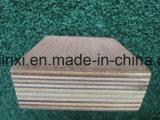 contre-plaqué d'étage de conteneur de 25mm avec la colle de WBP