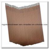 Eléctrodo de aço inoxidável de fornecimento do fabricante E316L preço de fábrica