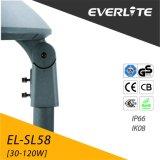 Everlite 20W - 120 W Jardim LED acende a iluminação externa com marcação CB GS Certificações