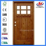 Puerta de madera vieja china de la nueva antigüedad del diseño