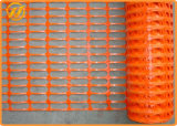 Barrera de seguridad de plástico naranja Safey valla valla