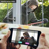 Timbre inalámbrico de la cámara de vídeo de seguridad de la puerta de la cámara Smart Phone con anillo Dingdong