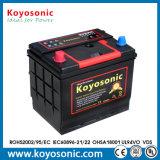 Prezzo Ns60 12V 45ah della batteria a secco della batteria 45ah di Ns60L SMF