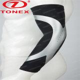 O suporte do cotovelo de alta qualidade, esteio do cotovelo de tênis com almofada de silicone