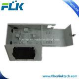 FTTX FTTH 실내 벽 마운트 광섬유 다중 집 단위 광학적인 배급 상자 Mdu