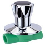 PPR Messingkugelventil für Wasser-Baumaterial